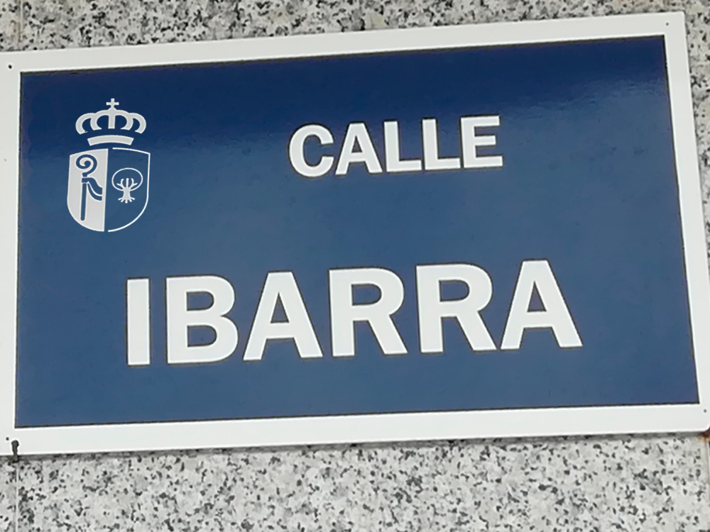 CALLE IBARRA